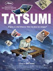 Affiche Tatsumi