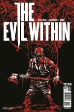 Couverture The Evil Within