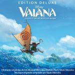 Pochette Vaiana - La légende du bout du monde