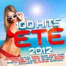 Pochette 100 Hits Ete 2012