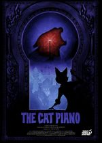 Affiche The Cat Piano