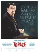 Affiche Topaze
