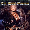 Pochette Metal Museum - Metallised Hearts 2