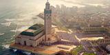 Affiche Le Maroc vu du ciel