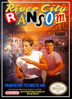 Jaquette River City Ransom