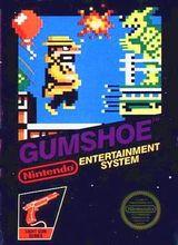 Jaquette Gumshoe
