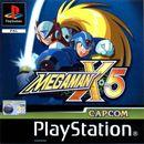 Jaquette Mega Man X5