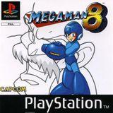 Jaquette Mega Man 8
