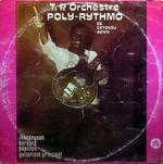 Pochette T. P. Orchestre Poly Rythmo de Cotonou Rep Pop du Benin