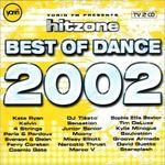 Pochette Hitzone Best of Dance 2002