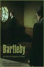 Affiche Bartleby
