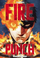 Couverture Fire Punch, Tome 1