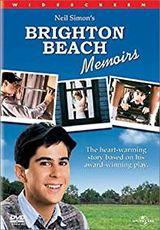 Affiche Brighton Beach Memoirs