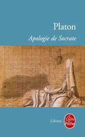 Couverture Apologie de Socrate