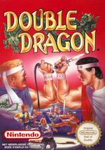 Jaquette Double Dragon