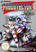 Jaquette Probotector