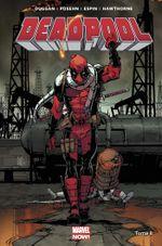 Couverture Deadpool - Tome 8 : La Mort de Deadpool