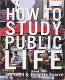 Couverture How to Study Public Life