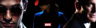 Cover Les séries de l'Univers Marvel