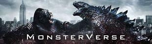 Cover Les films du MonsterVerse