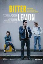 Affiche Bitter Lemon
