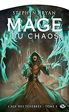 Couverture Mage du chaos
