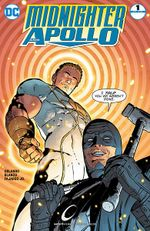 Couverture Midnighter and Apollo (2016 - 2017)