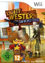Jaquette Spaghetti Western Shooter