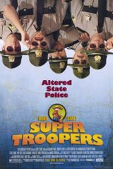 Affiche Super Troopers
