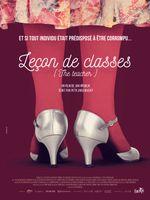 Affiche Leçon de classes