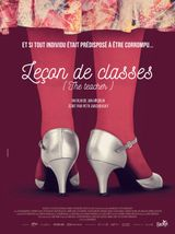 Affiche Leçon de classes