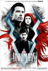 Affiche Marvel's The Inhumans