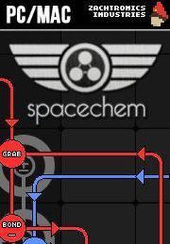 Jaquette SpaceChem