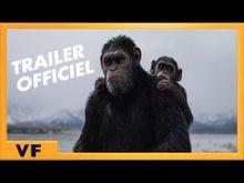 Video de La Planète des singes : Suprématie
