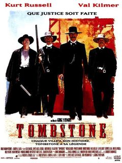 Affiche Tombstone
