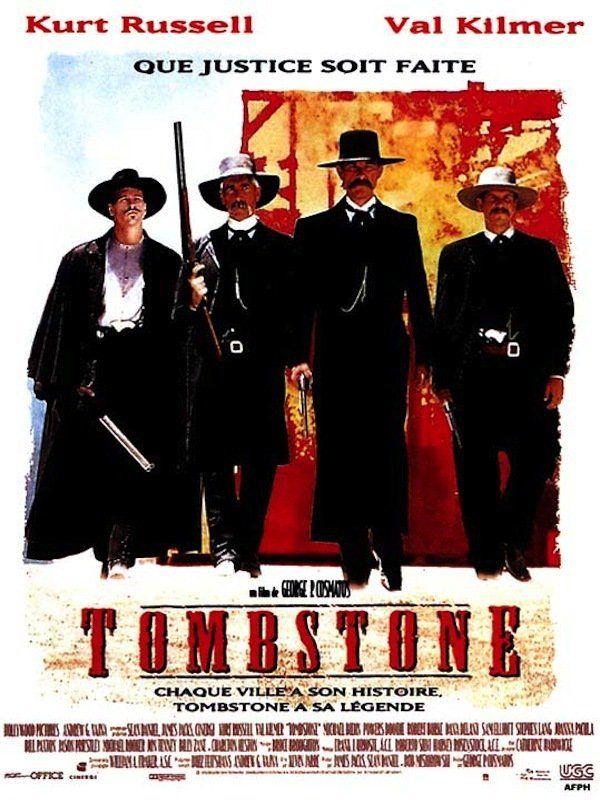Votre top10 western Tombstone