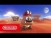 Video de Super Mario Odyssey