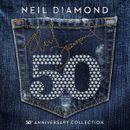 Pochette Neil Diamond 50: 50th Anniversary Collection