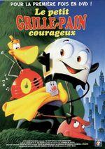 Affiche Le Petit Grille-pain courageux