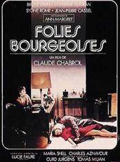 Affiche Folies bourgeoises