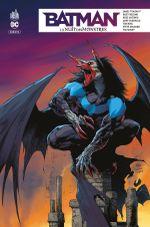 Couverture Batman : La Nuit des Monstres