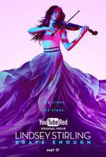 Affiche Lindsey Stirling Brave Enough