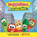 Affiche VeggieTales in the City