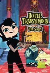 Affiche Hôtel Transylvanie, la série
