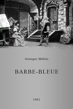 Affiche Barbe-bleue