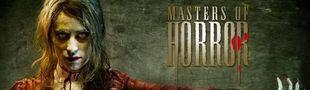 Cover Les épisodes de la série Masters Of Horror