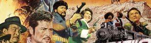 Cover westerns mandchous (만주 웨스턴)