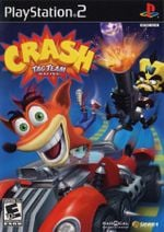 Jaquette Crash Tag Team Racing