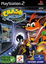 Jaquette Crash Bandicoot : La Vengeance de Cortex