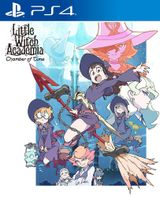 Jaquette Little Witch Academia : Chamber of Time